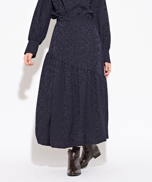 ビッグ割引 【Awfully】ジャガードレオパードバルーンスカート(スカート) Loungedress(ラウンジドレス)のファッション通販, 仏壇の広伸:678d9cbc --- ruspast.com