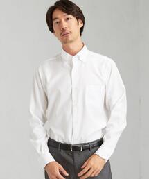 スリム ロイヤル オックス S ボタンダウン ドレスシャツ < 機能性 / イージーアイロン >