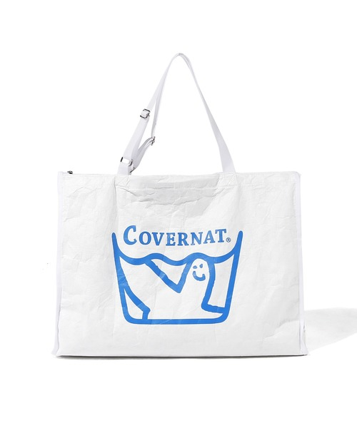 【COVERNAT】COVERNAT x MARKGONZALES LAUNDRY BAG / カバーナット×マークゴンザレス ランドリー バッグ
