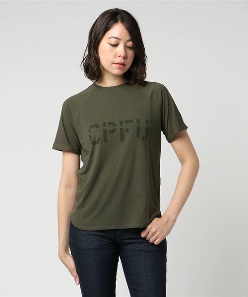 【OUTLET STORE PRICE】【Champion/チャンピオン】CPFU(チャンピオン フィジカルフィットネスユニフォーム) Tシャツ