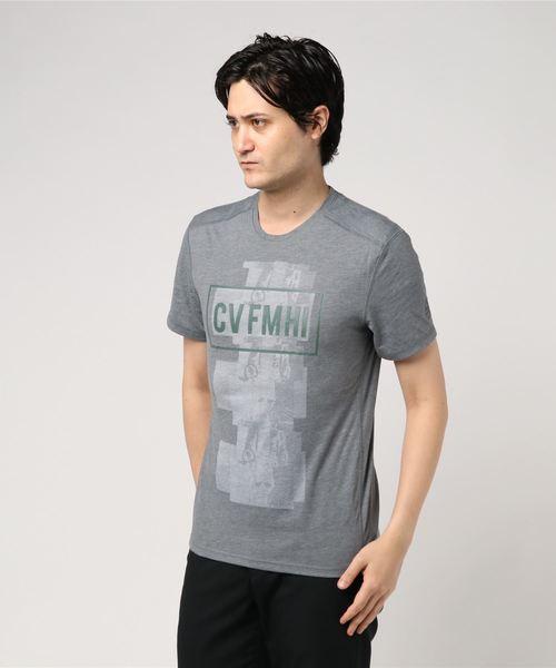 クロスフィット バーンアウト ショートスリーブTシャツ