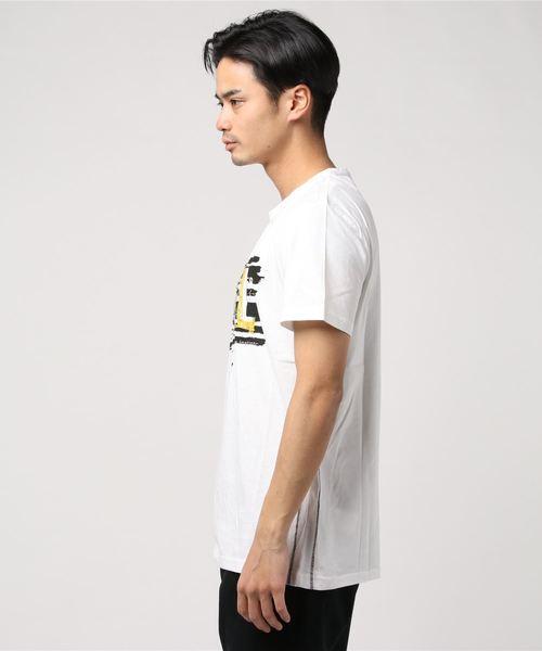 イニシャル Tシャツ 白 DENNIS