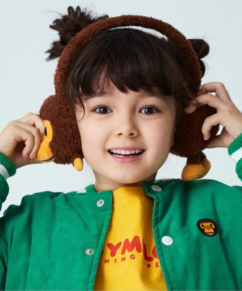 BABY MILO PLUSH DOLL EAR MUFFS K