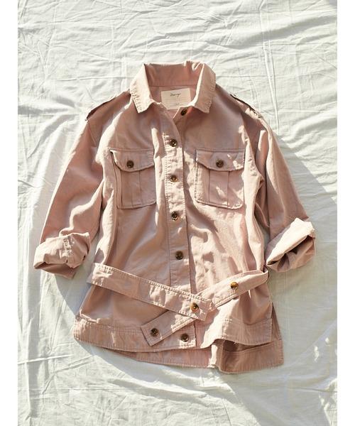 グラインダーワークシャツジャケット