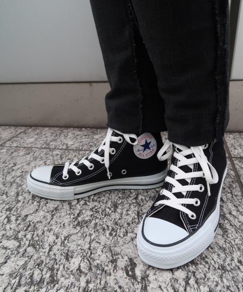 CONVERSE(コンバース)の「converse コンバース ALL STAR HI オールスター ハイ 3206 BLACK(US)(スニーカー)」|ブラック