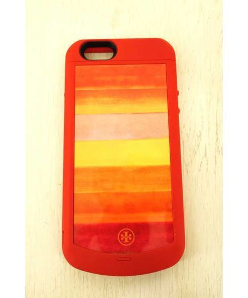 ed79afe42d TORY BURCH(トリーバーチ)の古着「RECHARGEABLE EXTERNAL BATTERY CASE iphone バッテリーケース  ファッション