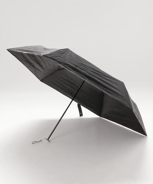 【 -0& / ゼロアンド 】 晴雨兼用日傘 軽量ワイド折畳傘 60㎝ ワイドサイズ 熱中症対策に OGW・・