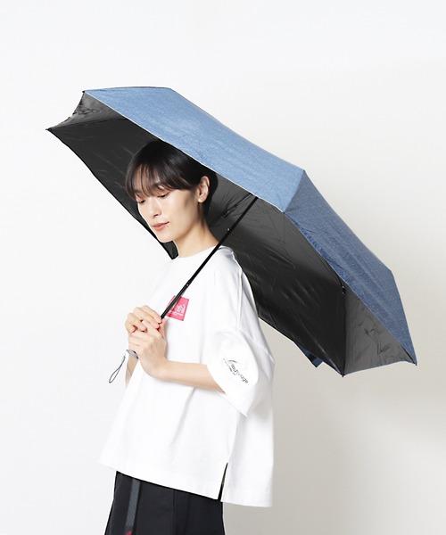 【 -0& / ゼロアンド 】 晴雨兼用日傘 軽量ワイド折畳傘 アンブレラ 60㎝ ワイドサイズ 熱中症対策に OGW・・