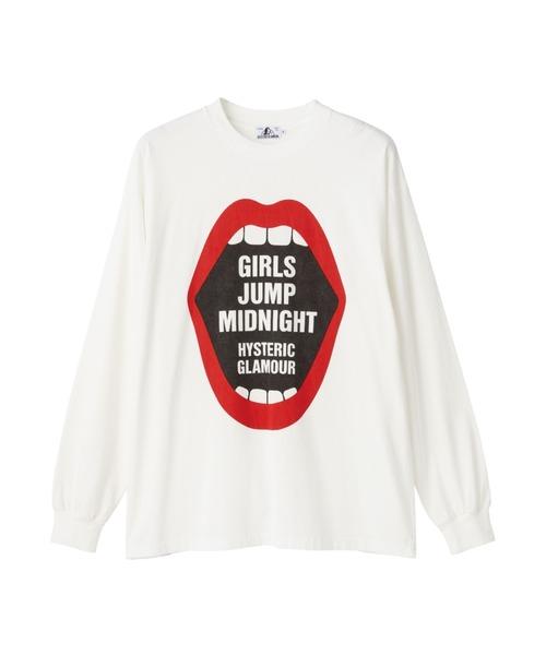 HYS LIPS Tシャツ