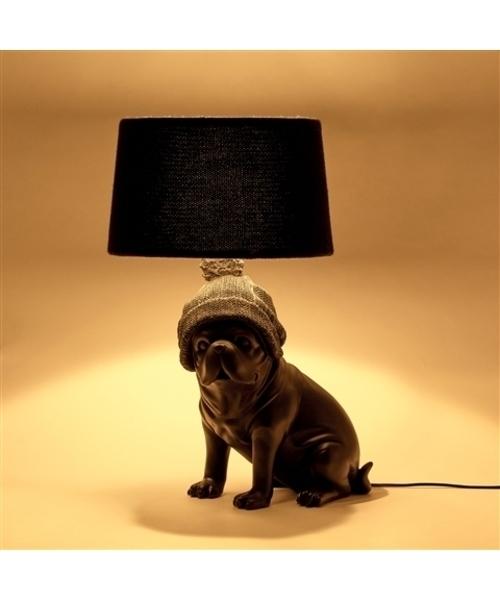 ウォームス テーブルランプ ブラック