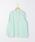 coen(コーエン)の「フレンチリネンバンドカラーシャツ(シャツ/ブラウス)」 ライム