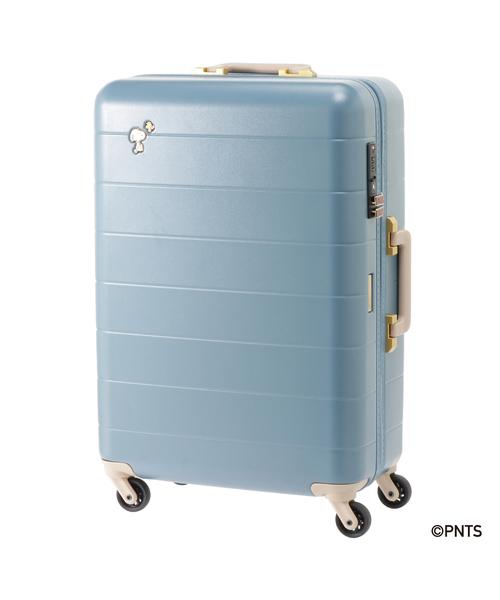 スヌーピー スーツケース 4-5泊 47L