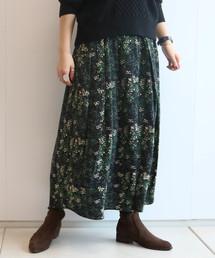 CAPRICIEUX LE'MAGE(カプリシューレマージュ)のポケットタックスカート(スカート)