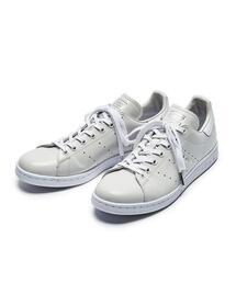 【別注】 <adidas Originals(アディダス)> STAN SMITH GRAY/スタンスミス
