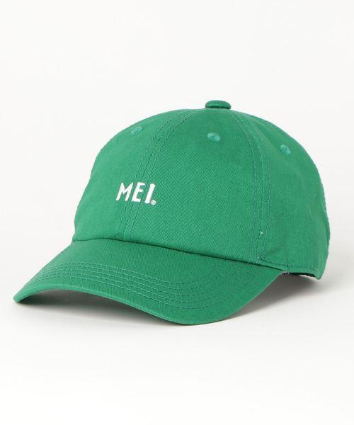 ∴【 MEI / メイ 】TWILL CAP ツイルキャップ