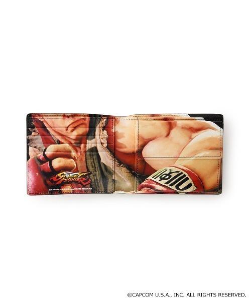 ストリートファイターコラボ 折財布