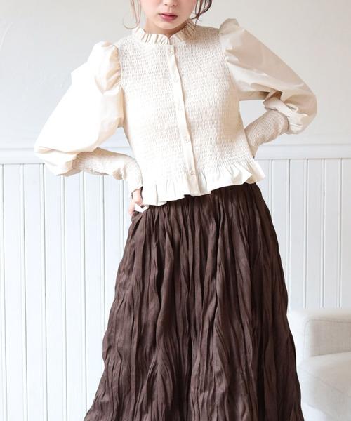 lady like blouse