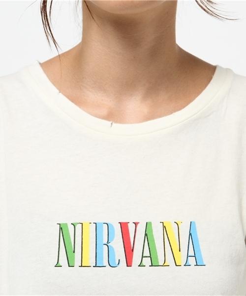プリントTEE-Nirvana/ニルヴァーナ-B