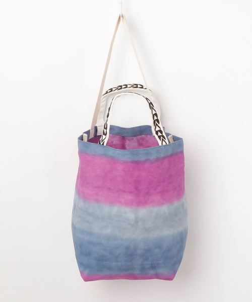TIE DYE TOTE エコバッグ