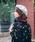Bello(ベッロ)の「【Bello】MULTI COLOR WOOL BERET(ハンチング/ベレー帽)」|ライトグレー