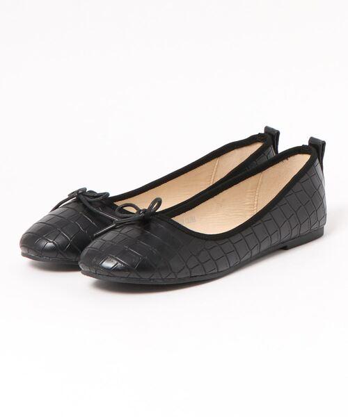 SVEC(シュベック)の「バレエシューズ SVEC / シュベック ballet shoes(バレエシューズ)」|ブラック系その他3
