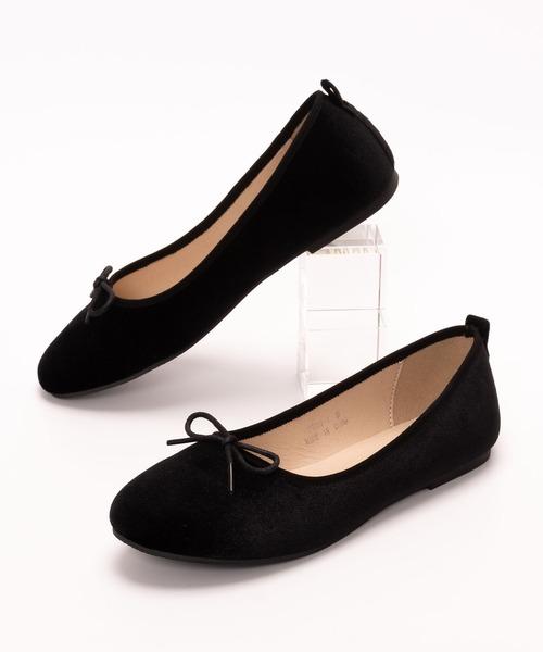 SVEC(シュベック)の「バレエシューズ SVEC / シュベック ballet shoes(バレエシューズ)」|ブラック系その他4