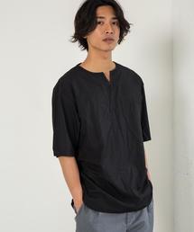CM BIG TYPE/W KEY/N プルオーバーシャツ