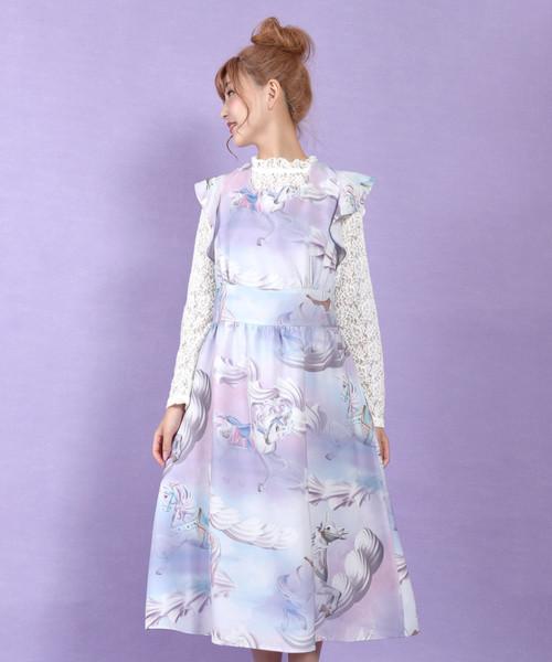 【在庫処分大特価!!】 DREAMLAMD ドレス(ドレス) MILK(ミルク)のファッション通販, 蛭川村:a2a3a71a --- 5613dcaibao.eu.org