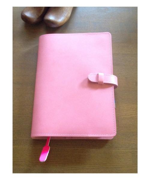 50/50 LEATHER A5サイズ手帳/ブックカバー