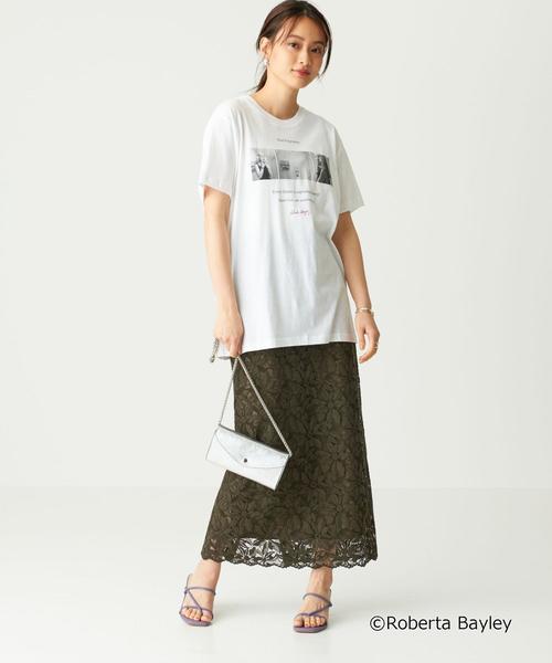 GOOD ROCK SPEED(グッド ロック スピード) Roberta Lady フォトTシャツ