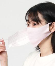 【warmth/ウォームス】シルクマスク (重ねるマスク)WSTピンク