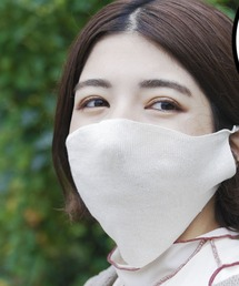 【warmth/ウォームス】シルクマスク (重ねるマスク)WSTライトベージュ