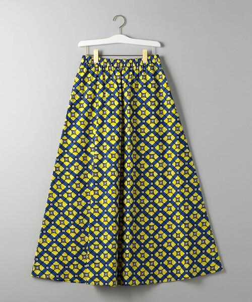 <Kanga(カンガ)>プリント スカート
