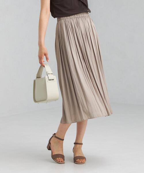 CS monable P ギャザー スカート