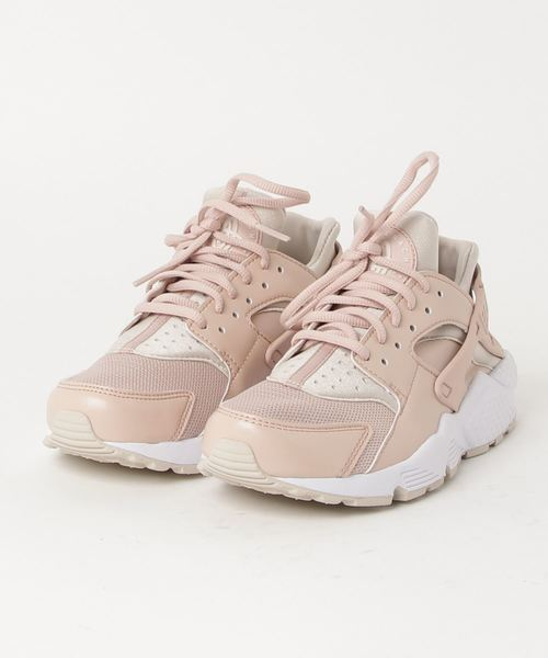 new product 31c7b a5b6d NIKE(ナイキ)の「NIKE WMNS AIR HUARACHE RUN (PARTICLE BEIGE DESERT
