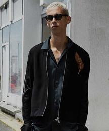 FIT MIHARAYASUHIRO(フィットミハラヤスヒロ)の【FIT】Embroidered track jacket(ブルゾン)
