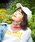 HURRI CURRI  (ハリクリ)の「【HURRI CURRI】BRATAC バンダナ風ラインパターン シルクスカーフ(バンダナ/スカーフ)」 コーラル