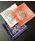 HURRI CURRI  (ハリクリ)の「【HURRI CURRI】BRATAC バンダナ風ラインパターン シルクスカーフ(バンダナ/スカーフ)」 詳細画像