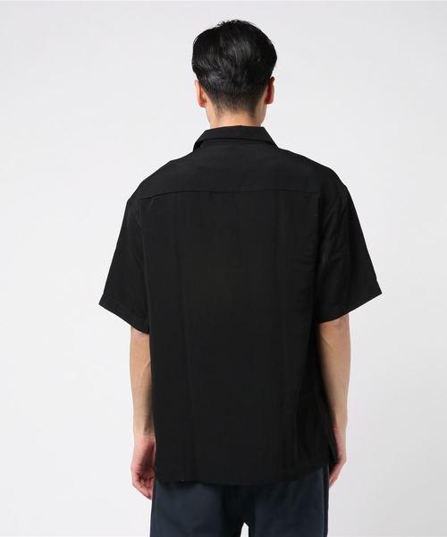 「INASTUDIOS SELECT」オープンカラーシャツ