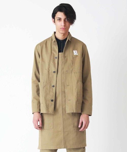【おトク】 Privateワークジャケット(その他アウター)|makerhood(メーカーフッド)のファッション通販, ホスピマート:a5d2a47d --- ruspast.com