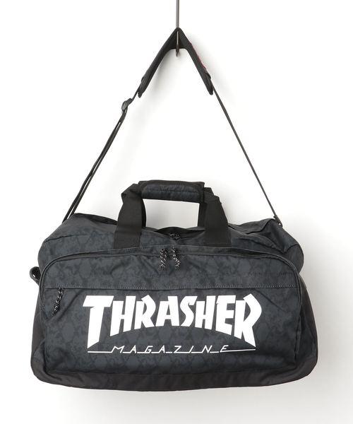 THRASHER/スラッシャー 3Way Boston Bag ボストンバッグ