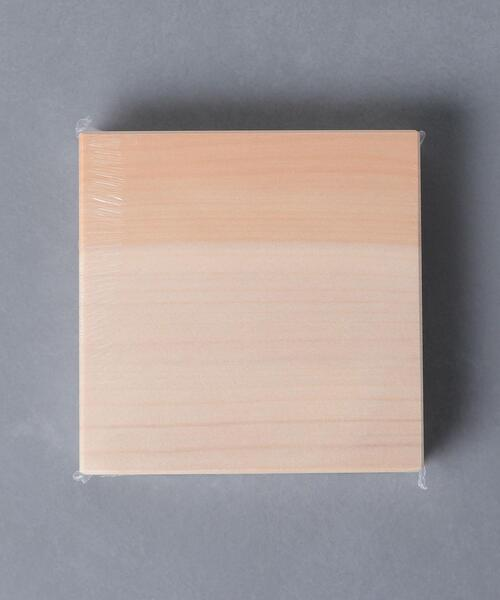 <自在道具(ジザイドウグ)>いちょうの木のまな板 小