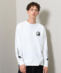 <C.E>PACK LONG SLEEVE T-SHIRT/Tシャツ.