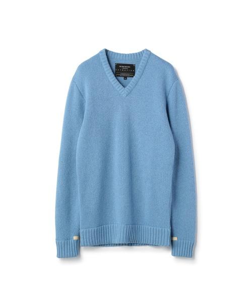 【日本限定モデル】 THE INOUE BROTHERS BROTHERS ソリッドジャカードVネックセーター【ESTNATION EXCLUSIVE ESTNATION】(ニット/セーター) INOUE|THE INOUE BROTHERS(ザイノウエブラザーズ)のファッション通販, ながの東急百貨店:308e43d3 --- innorec.de