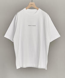 by FREEDOM STANDARD ワイド Tシャツ -MADE IN JAPAN-
