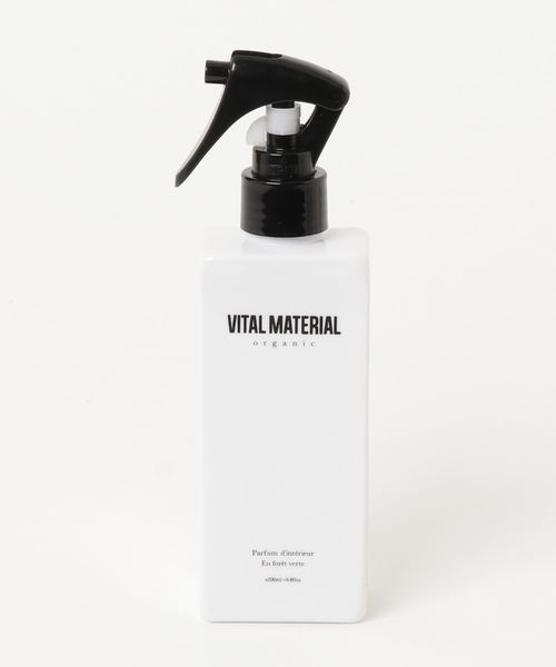<VITAL MATERIAL> ルーム&ファブリックミスト En foret verte(深緑の森)
