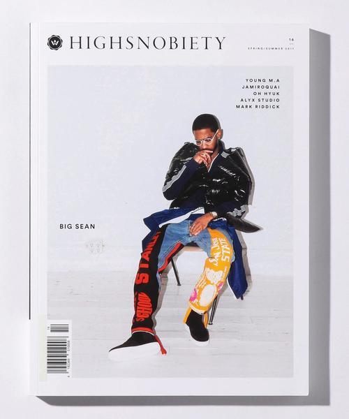 <Highsnobiety> MAG NO.14/マガジン