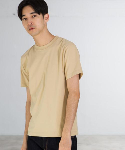 別注 【WEB限定】 [ヘインズ] SC★★ Hanes BEEFY-T GLR /  Tシャツ