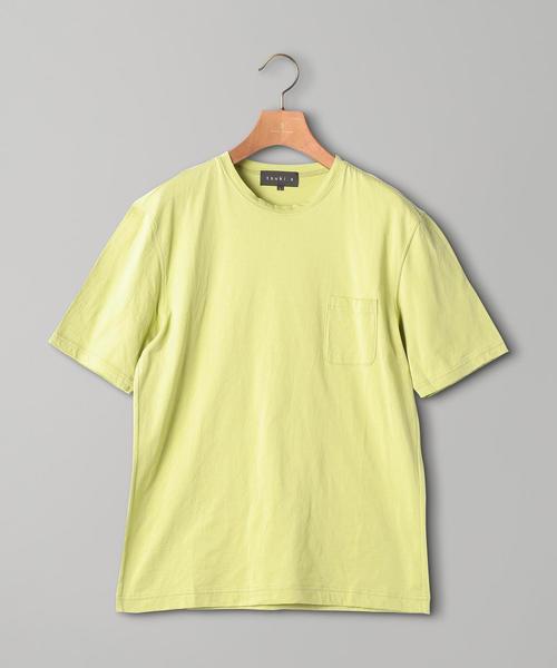 <tsuki.s(ツキドットエス)> テンジク Tシャツ
