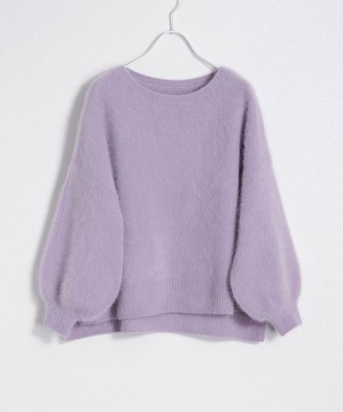 お得セット ラクーンボリュームスリーブニット(ニット/セーター)|Jines(ジネス)のファッション通販, フジハラマチ:2feb37d0 --- ascensoresdelsur.com